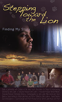 Stepping Toward the Lion: Finding My Story