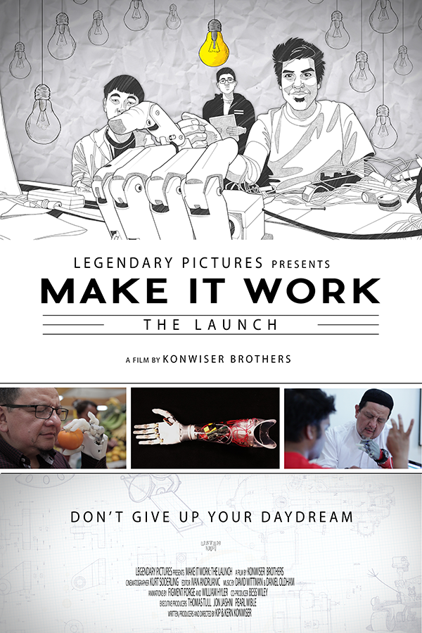 Make It Work: The Launch
