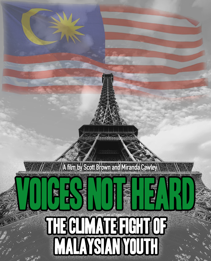 Voices Not Heard: The Climate Fight of Malaysian Youth