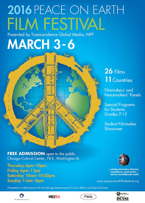 2016 Peace On Earth Film Festival