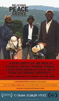 Delicious Peace Grows in a Ugandan Coffee Bean