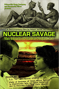 NUCLEAR SAVAGE: The Islands of Secret Project 4.1