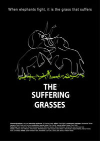 The Suffering Grasses: When Elephants Fight, It is the Grass That Suffers