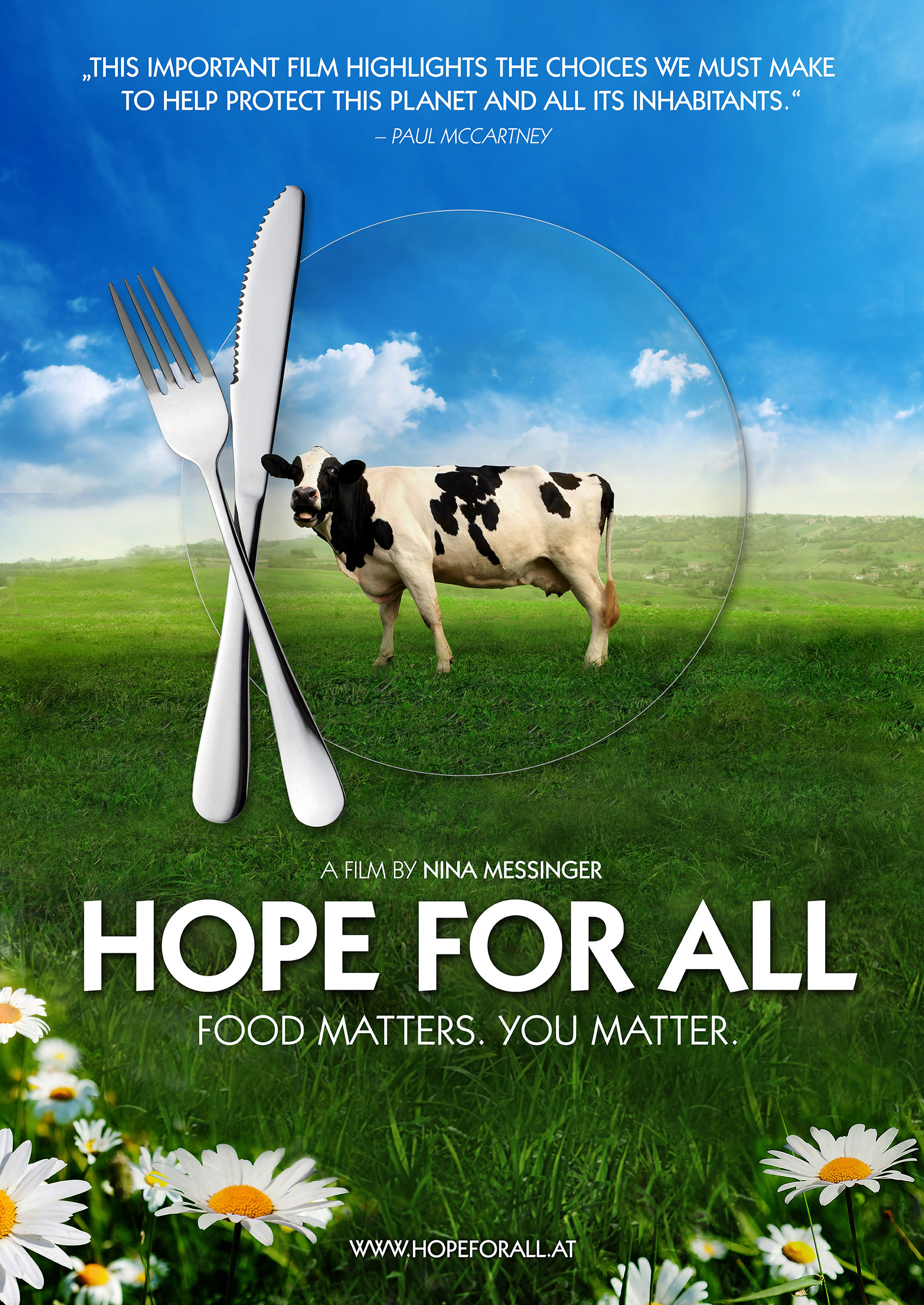HOPE FOR ALL  – Food matters. You matter.