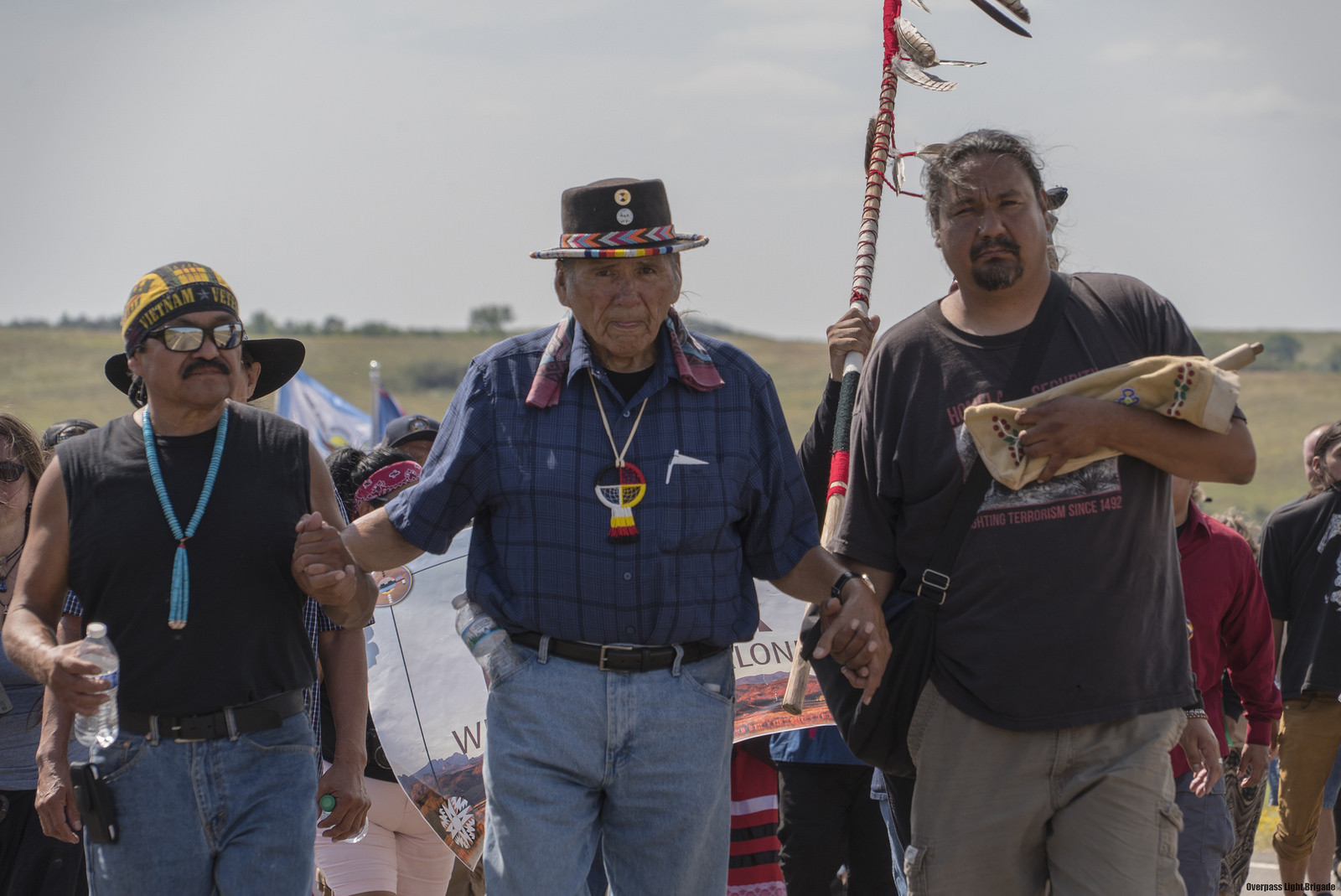 Standing Rock Take Me From The River