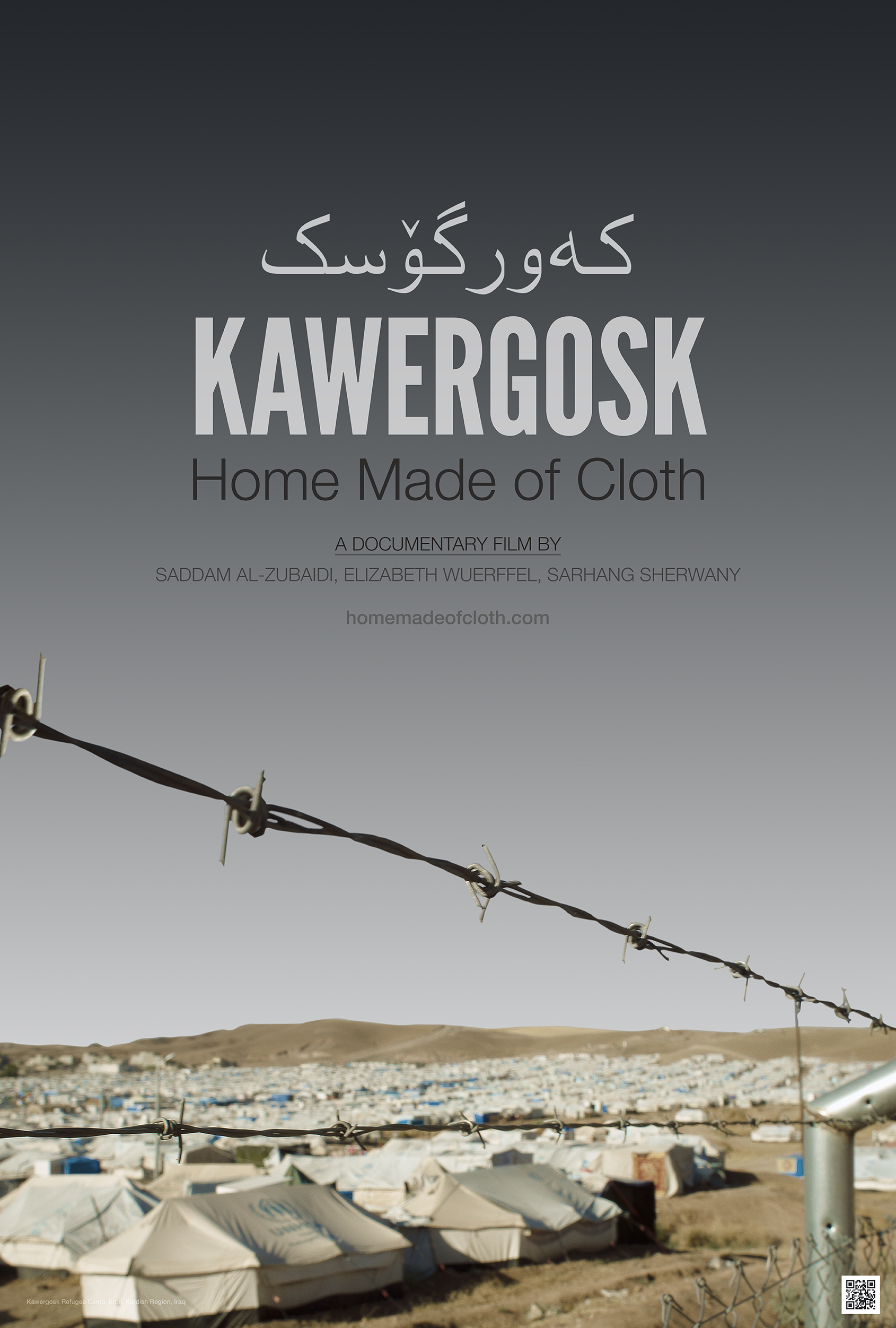 Kawergosk: Home Made of Cloth